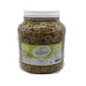 Aceitunas Verdes Rodajas - DELICIAS RIOJANAS - x 4 Kg