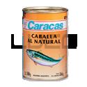 Caballa Agua - CARACAS - x 425 gr.