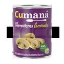 Champignones Laminados - CUMANA - x 850 gr.