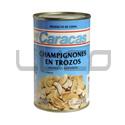 Champigñones Trozos - CARACAS - x 2840 gr.