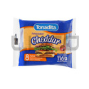 Cheddar - TONADITA - 8 fetas