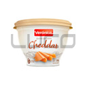 Queso Untable Cheddar Pote - VERONICA - x 190 gr.