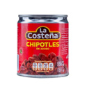 Chipotles en Adobo - LA COSTENA - x 220 grs