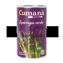 Esparragos Verdes - CUMANA - x 380 grs.