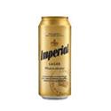 Cerveza Lata - IMPERIAL - x 473 ml.