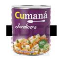 Jardinera - CUMANA - x 350 gr.