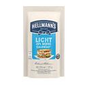 Mayonesa Light - HELLMAN'S - x 237 gr.