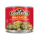 Nachos de Jalapeno en Escabeche - LA COSTENA - x 380 grs