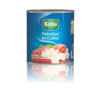 Palmitos Cubos - BAHIA - x 400 gr.