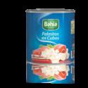 Palmitos CUBOS - BAHIA - x 800 gr.
