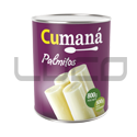 Palmitos Enteros - CUMANA - x 800 gr.