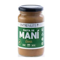 Pasta de Maní con Stevia - ENTRENUTS - x 400 gr