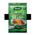 Sabor Polvo Finas Hierbas - ALICANTE - x 7.5gr. x 4u.