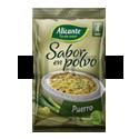 Sabor Polvo Puerro - ALICANTE - x 7.5 gr. x 4u.
