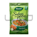 Sabor Polvo Verduras - ALICANTE - x 7,5 gr. x 4u.