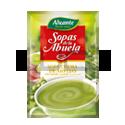 Sopa Crema Arvejas y Jamon - ALICANTE - x 68 gr.